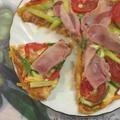 じゃがいもピザの作り方【フライパンで簡単・時短!】 by 食の贅沢/FoodLuxuryさん