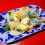 パーティの前菜にも使える洋風惣菜デリカ風「ゆで卵とささみのマヨネーズ和え」
