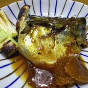 サバの美味しい季節に味噌煮(*^^)v