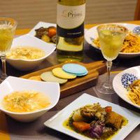 【うちレシピ】イタリアンたまごスープ★粉チーズでコクウマ / 【参加中】「ワインと手軽な一皿で家バルを楽しもう♪」レシピモニター