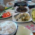 残り物で休みの日のお昼ごはん。 by いっちゃん♪さん