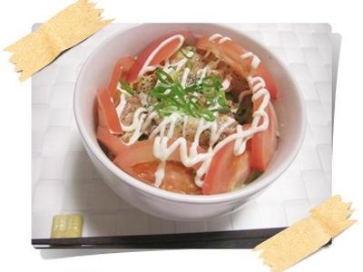 >レシピモニター~鶏のハーブ焼きイタリアン丼~ by MOMOさん