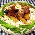スンドゥブ角煮鍋