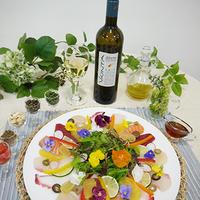 【イベントレポ】オトナ女子のためのワインイベント「ビオンタで Let's カルパー」