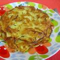 レシュティ♪スイスのジャガイモ焼き