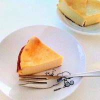 レシピブログモニター『シナモンたっぷり生おからのチーズケーキ』