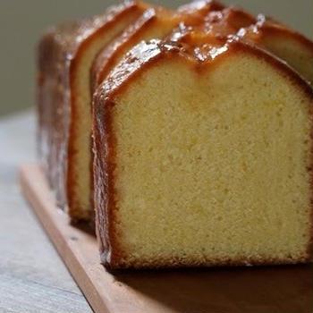 オレンジのサマーケーキ
