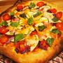 野菜たっぷり☆手作りピザ