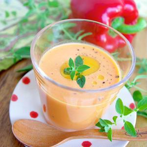 素材の味をそのまま楽しもう!野菜がメインの「冷製スープ」レシピ