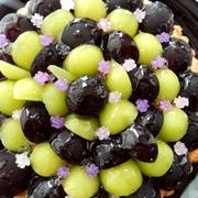 秋は果物がおいしい季節!旬のフルーツをタルトで味わおう♪