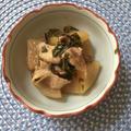 大根と豚肉のしょうゆ&オイスターソース煮 by ななちゃんママさん