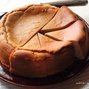 マロンが主役!マロンチーズケーキ練習🌰