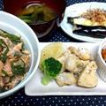 色々な食材と工夫で 簡単・栄養満点な夕食 & 我が家の食事作りのこだわり(^^♪ by ☆s4☆さん