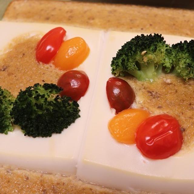 ★(ダイエット15日目)豆腐のオーブン焼き&牡蠣ホタテヤンニョン
