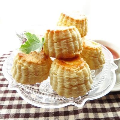 簡単☆スタバ風バタービスケット/Southern Biscuits☆ホワイトデーレシピ