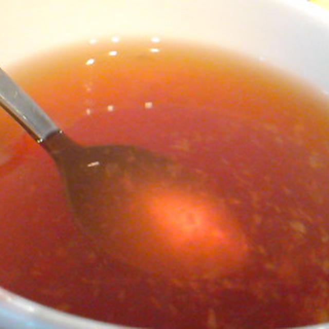 体ポカポカ・代謝UPの生姜紅茶。