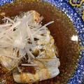 大忙しの昨晩の夕食は和食で簡単に・・薪ストーブで黒豆煮含めています♪♪