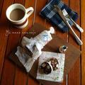 簡単♪ チョコレートサラミ♡ジップロックでお手軽にイタリアのお菓子〜