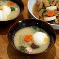 お家でGOTO・関西風のお雑煮