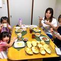 【開催報告】子どもたちの笑顔と、おうちでも作りたい感想も!フライパンで作れるナンランチ