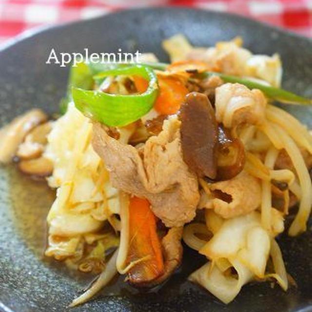 ごはんが進む肉野菜炒め◆レシピ改良版◆