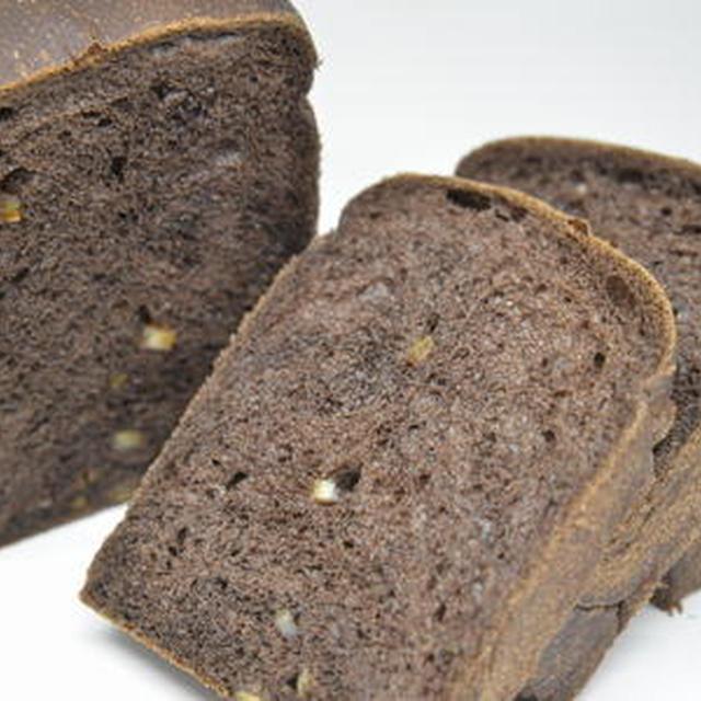ブラックココア食パン
