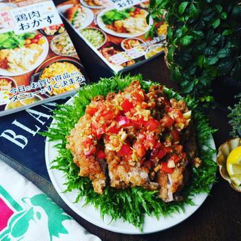 本日書籍第4段『しゃなママ絶品鶏肉おかず』の発売がスタートしました❤️