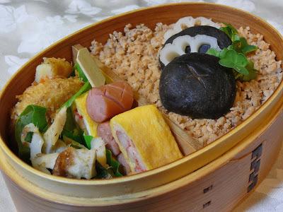 中学生、和彰のお弁当 -108-
