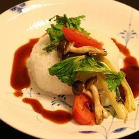 白いハンバーグ?~日本食研「ハンバーグ作りセット」