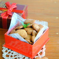 ホットケーキミックスでつくる♪ メープル シナモンクッキー ☆