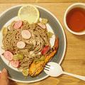 アンチエイジング蕎麦サラダ by yumipo.a*さん