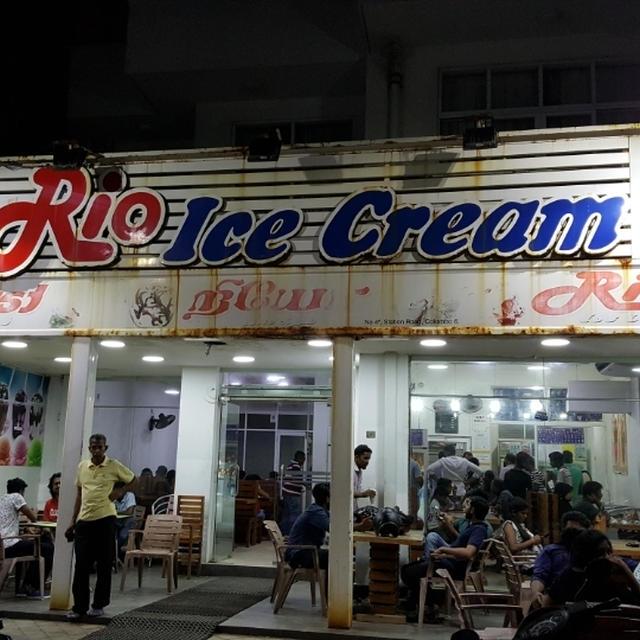 リオアイスクリーム