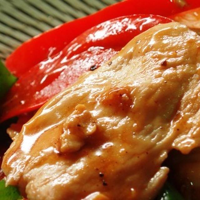 ウー・ウェン先生の回鍋肉風ピーマンと胸肉の炒め物:鍋を回すべからず