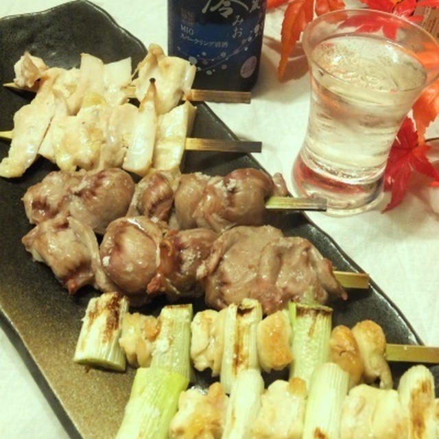 「おうちで焼鳥屋さん」簡単でおいしいたれのレシピ♪澪と楽しむパーティーレシピ