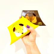 可愛い【マック】三角チョコパイを食べ比べ♥️