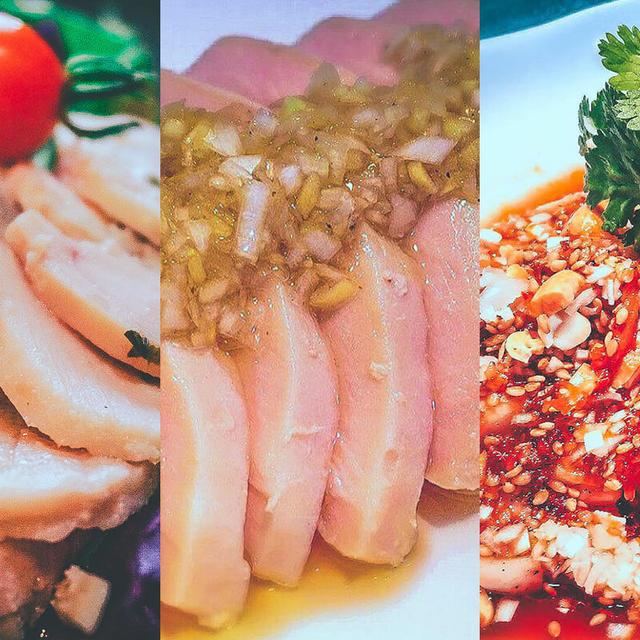 【鶏むね肉を使ったレシピ】TOP3