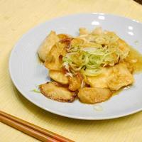 【うちレシピ】鶏むね肉とれんこんのがっつり系香味だれ / 【参加中】ヘルシーレシピコンテスト~秋野菜編~