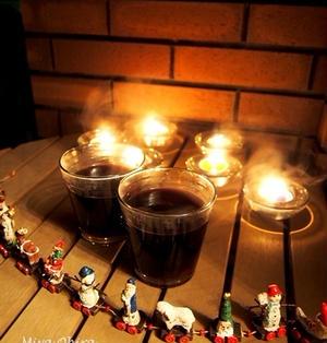 """スウェーデンのクリスマスにはホットワイン""""グレッグ"""""""