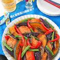 揚げずに簡単ヘルシー♪鮭と夏野菜の南蛮漬け