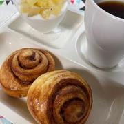 シナモンロールで朝食を!!北欧の朝ごはん☆スパイスアンバサダー
