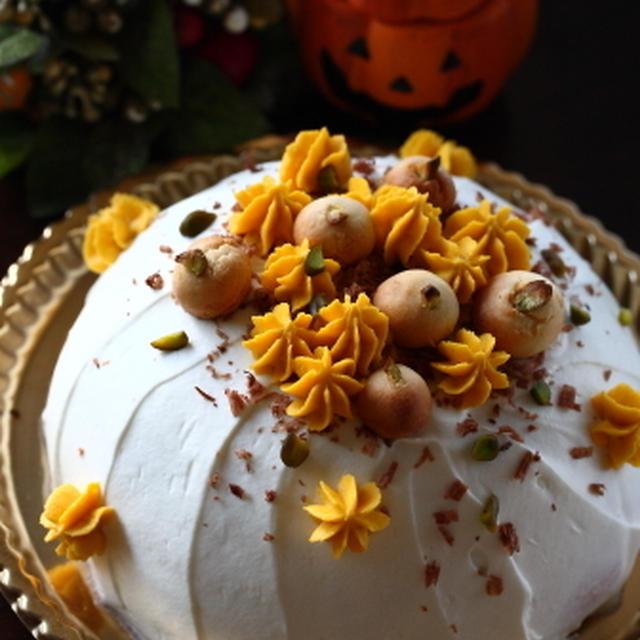 ハロウインケーキ