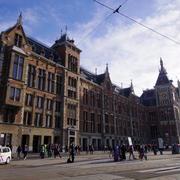 アムステルダムの観光・・・美しい街なのです。