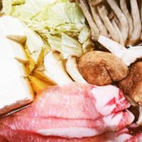 牡蠣だし醤油で簡単、豚しゃぶ