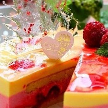 9月シーズンレッスン「夏のキュートなムース」「ふわふわパンケーキとフルーツソース」