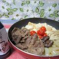ニンニク香る肉豆腐鍋