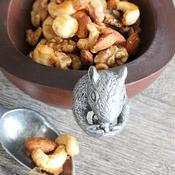 減塩☆簡単おいしい自家製ミックスナッツ