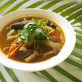 ファイトケミカルたっぷり野菜スープで作るトムヤムクン