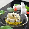 手づくりカッテージチーズからフェターチーズを作ったの♪