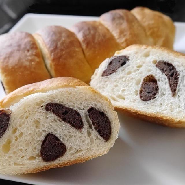★ ココアクッキーパン