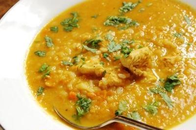 マリガト―二スープ(Mulligatawany soup)